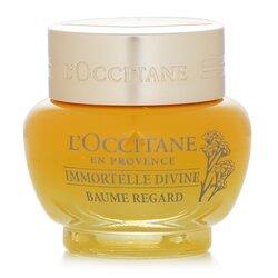L'Occitane Immortelle Divine Eye Balm - Ultimate Youth Eye Balm  15ml/0.5oz