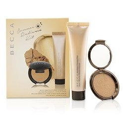 Becca Summer Radiance Kit (Backlight Priming Filter + Sunlit Bronzer)  2pcs