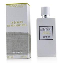Hermes Le Jardin De Monsieur Li Moisturizing Body Lotion  200ml/6.7oz