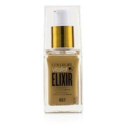 Covergirl Vitalist Elixir Foundation SPF 20 - # 657 Golden Tan  30ml/1oz