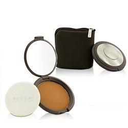 Becca Fine Pressed Powder Duo Pack - # Carob  2x10g/0.34oz