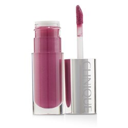 Clinique Pop Splash Lip Gloss + Hydration - # 18 Pinot Pop  4.3ml/0.14oz