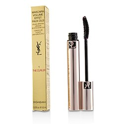 입생로랑 Volume Effet Faux Cils The Curler Mascara - # 01 Rebellious Black  6.6ml/0.22oz