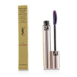 Yves Saint Laurent Volume Effet Faux Cils The Curler Mascara - # 03 Mischievous Violet  6.6ml/0.22oz
