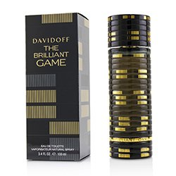 Davidoff The Brilliant Game Eau De Toilette Spray  100ml/3.3oz