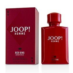 Joop Homme Red King Eau De Toilette Spray  125ml/4.2oz