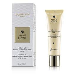 Guerlain Abeille Royale Night Cream - Firming, Wrinkle Minimizing, Replenishing  30ml/1oz