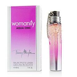 Thierry Mugler (Mugler) Womanity Aqua Chic Eau De Toilette Spray (Limited Edition)  50ml/1.7oz