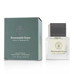 Ermenegildo Zegna Acqua Di Bergamotto Eau De Toilette Spray   30ml/1oz