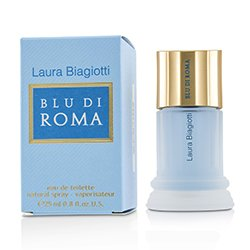 Laura Biagiotti Blu di Roma Eau de Toilette Spray  25ml/0.8oz