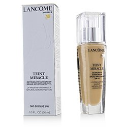 Lancome Teint Miracle Natural Skin Perfection SPF 15 - # 360 Bisque 6W (US Version)  30ml/1oz