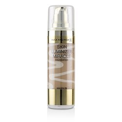 Max Factor Skin Luminizer Miracle Foundation - # 75 Golden  30ml/1oz