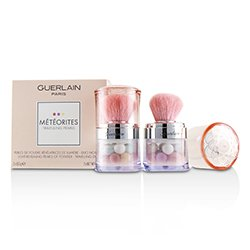 Guerlain Meteorites Travelling Pearls Light Revealing Pearls Of Powder Duo Set - # 2 Light  2x8.5g/0.29oz