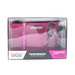 Tweezerman Glitz & Glam Gift Set  4pcs