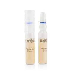 Babor Ampoule Concentrates Hydration Perfect Glow (Radiance + Moisture)  7x2ml/0.06oz