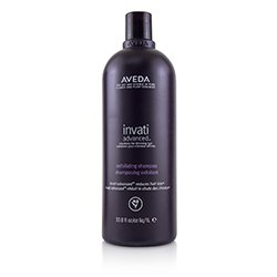 Aveda Invati Advanced Exfoliating Shampoo - Solutions For Thinning Hair, Reduces Hair Loss  1000ml/33.8oz