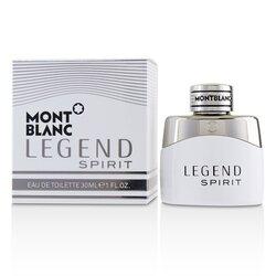 Montblanc Legend Spirit Eau De Toilette Spray  30ml/1oz