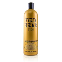 Tigi Bed Head Colour Goddess Oil Infused Shampoo - For Coloured Hair (Cap)  750ml/25.36oz