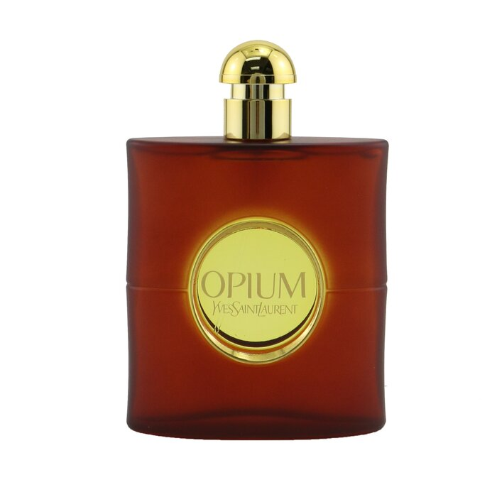 圣罗兰YSL 红鸦片 鸦片女士淡香水Opium EDT -新包装  90ml/3oz